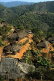 Eng and Akha  hilltribe villages outside Kengtung
