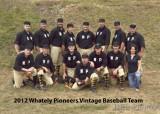 Vintage Baseball - Whately Pioneers vs. Westfield Wheelmen