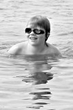 Family Reunion - David in Water 3