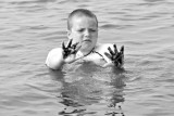 Family Reunion - Kyle in Water 2