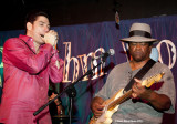 Dave Riley,  Bob Corritore & The Juke Joint Blues Band