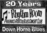 The Rhythm Room 20th Anniversary Weekend