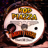 Rod Piazza & The Mighty Flyers With Leon Blue -- December 2011