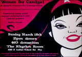 Fundraiser for Miss Candye Kane -- March 2012