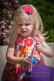 Tristin Hunts Easter Eggs