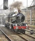 5043 and 6201 resting at Carlisle10.03.2012.jpg