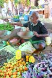 Market stallholder
