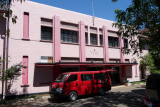 Pink Post Office