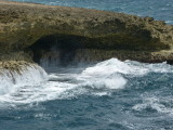 The blow holes at Shete National Park