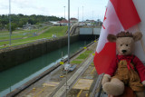 Panama Canal Transit April 27, 2012