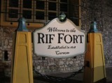 Entrance to Rif Fort