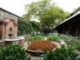 More of the Santo Domingo courtyard