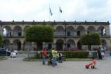 Palacio del Ayuntamiento (City Hall), built in 1740
