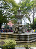 The Fountain of Sirens, built in 1737