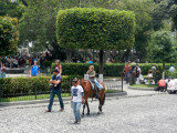 Parque Central - lots of activities here