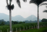 Guatemala is quite mountainous, it has a beautiful countryside