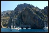 Cala Sa Calobra  -  Sa Calobra Cove