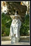 Estatua humana -  Human statue