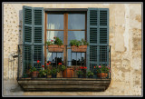 Ventana Mallorquina  -  Majorcan window