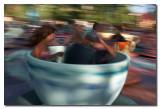 Las tazas de te de Disneyland