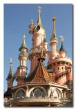 Castillo de Disneyland  -  Disney Castle