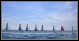 La flota en popa