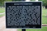 Mesquite Cemetery