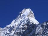 Nepal climbing Ama Dablam