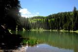 Oowah  Lake, La Sal Mountains(8500 feet)
