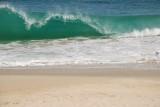 Surf in front of Dreams Los Cabos
