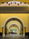 Dreams Resort Entrance