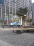 GROVE STREET WINDOW REFLECTION