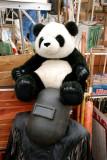 Panda and Welder