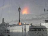 PLASTIC REFLECTION SUNSET