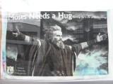 Moses Needs a Hug