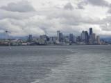 Departing Seattle