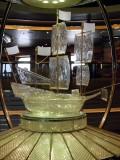 Westerdam Atruim Glass Ship