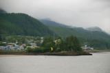 Kitesurfer Outside Juneau