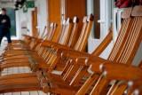MS Westerdam Promenade Deck Chairs