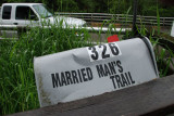 Married Man's Trail Mailbox