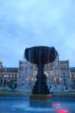 Victoria Parliament Building Fountain