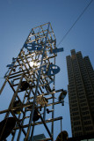 Embarcadero Tower and Sculpture