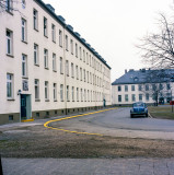Barracks for the 39th Field Artillery Battalion circa 1978