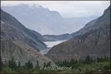 Satpara lake surrounded by mountains.jpg