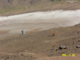 23-Colleagues at edge of crater.JPG