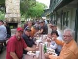 Dinner Sat Night at River Inn (2012)