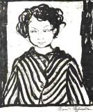 Pamela (daughter of Doris) by Cora