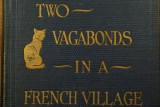 Cover of the American edition, in England known as Two Vagabonds in Languedoc.