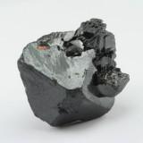 Dipyramidal cassiterite crystal, 2 cm, Burma