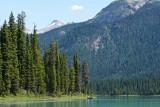 A Kayak Around Emerald Lake